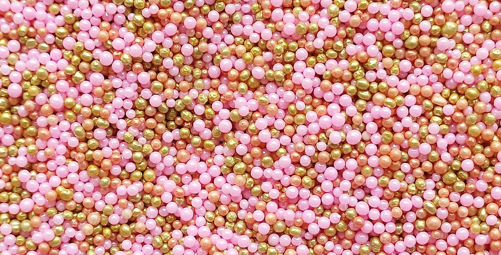 Nude Sparkling Sprinkle Mix