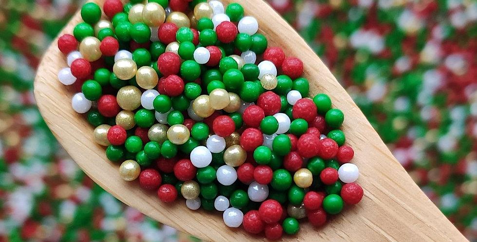 Little Christmas Sparkling Sprinkle Mix