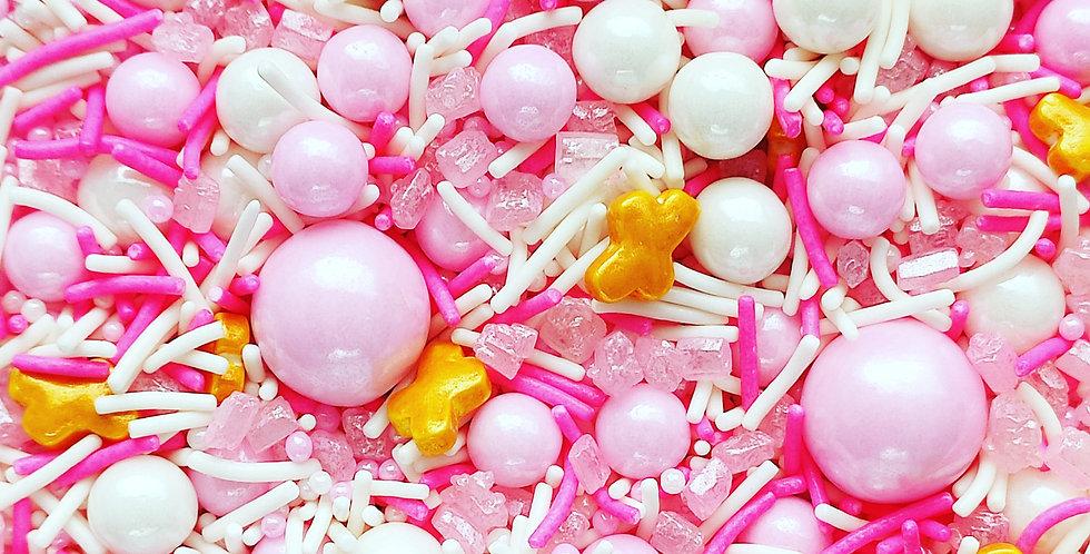 Halo-Pink Sparkling Sprinkle Mix (Gluten Free)