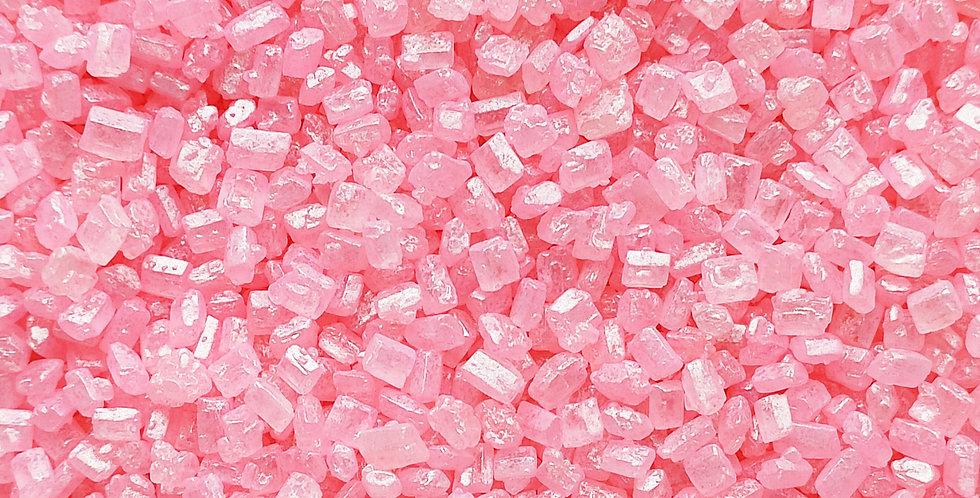 Coloured Sugar Pink Sparkling Sprinkle Mix