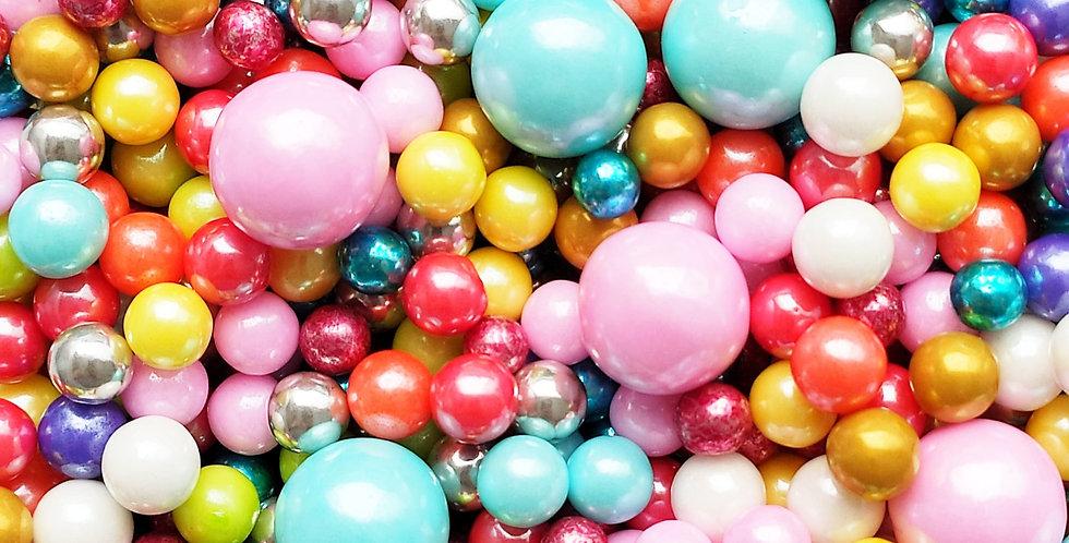 Sugar Pearls Mix Bag, Basics Sparkling Sprinkles