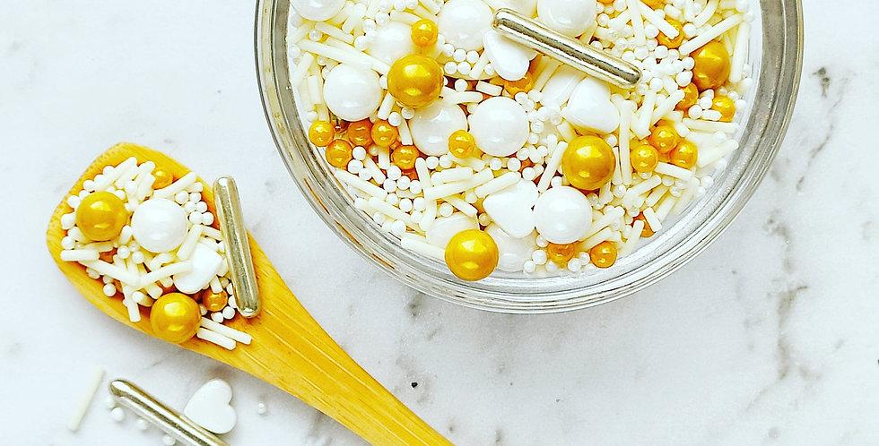 I Vow, Sparkling Sprinkle Mix -Gold