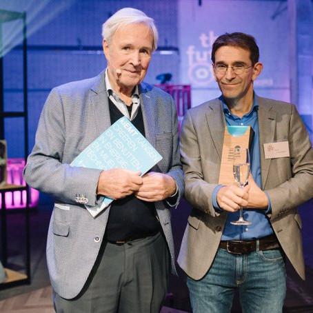 Bio-NP wint de Jan Terlouw Innovatieprijs