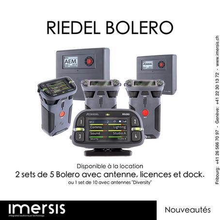 Bolero de Riedel