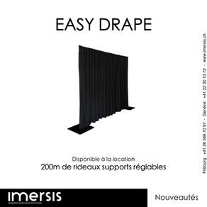 EASY DRAPE