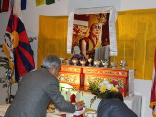 CATA community celebrates Losar