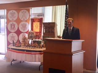 State Department celebrates Losar