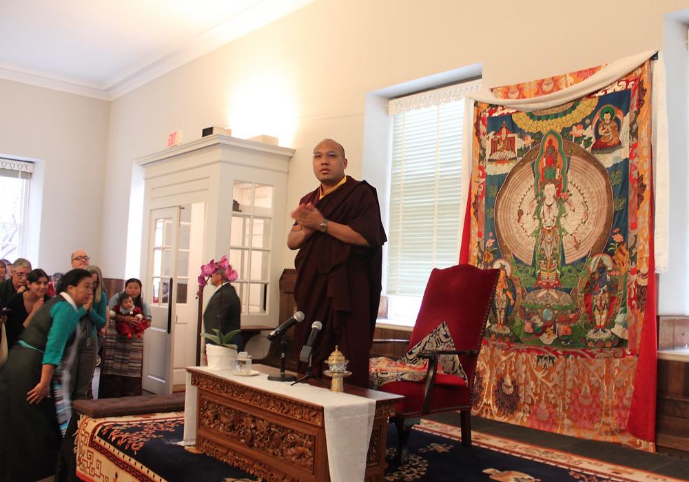 17th Karmapa in Washington, DC_edited