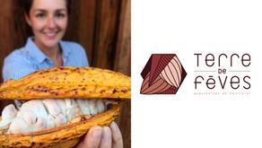 Portrait du mois #6 : Anne-Laure, créatrice de la chocolaterie Terre de Fèves