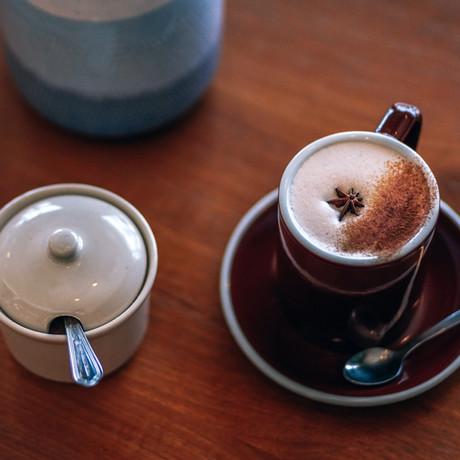 Le Chaï Latte, la boisson chaude parfaite pour l'hiver !