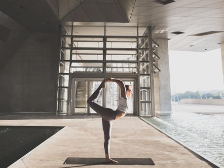 Portrait du mois #2 : Hortense, professeur de yoga à Vannes