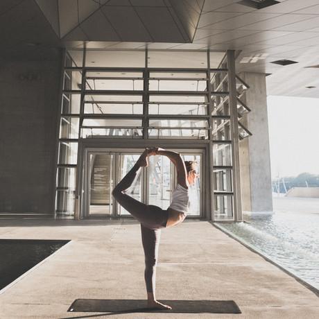 PORTRAIT #2 : Hortense, professeur de yoga à Vannes