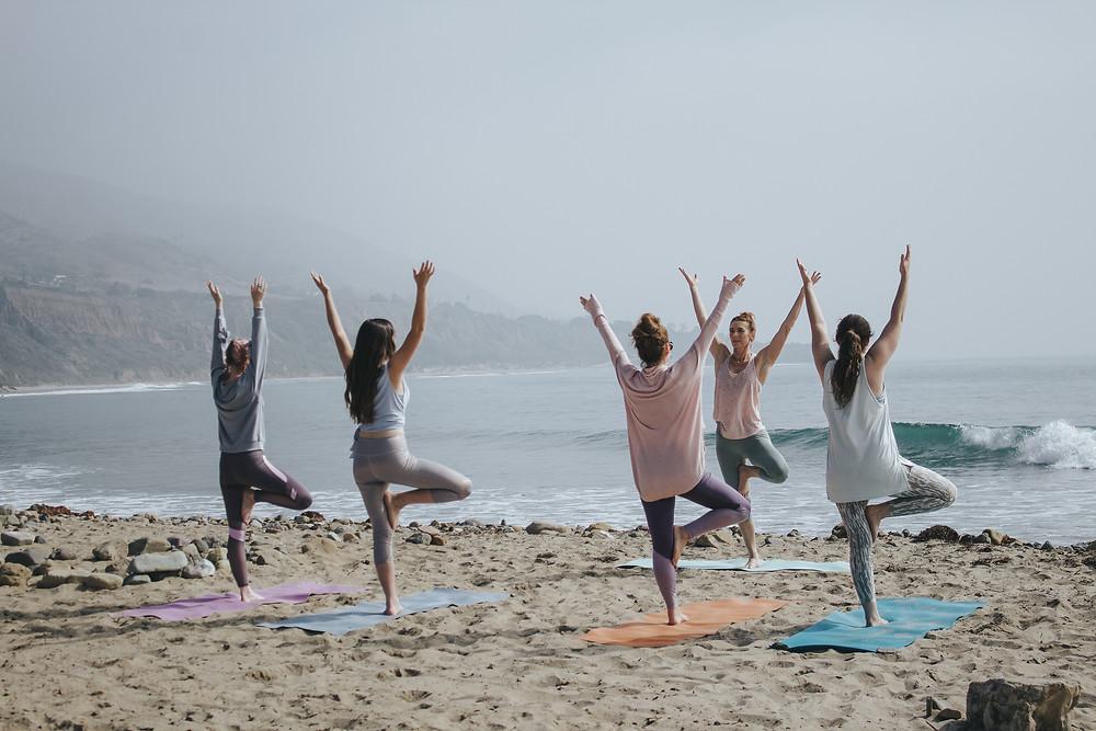 cours de yoga à Vannes