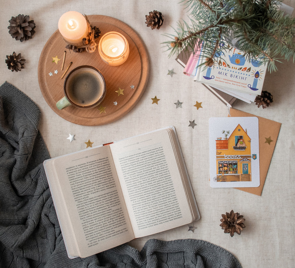 idées livres cocooning