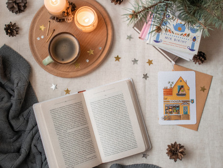 Liste de livres pour vos soirées d'hiver