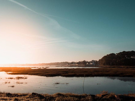 Un week-end pour buller dans le Golfe du Morbihan.