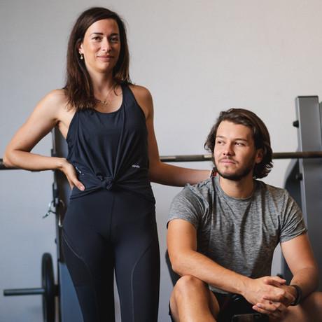 PORTRAIT #14 : Mélina et Kevin de MK Coaching, coachs sportifs à Vannes