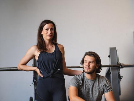 Portrait du mois #8 : Mélina et Kevin de MK Coaching, coachs sportifs à Vannes
