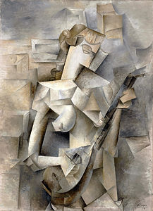 Pablo_Picasso,_1910,_Girl_with_a_Mandoli