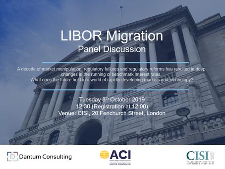 LIBOR Migration - A Panel Discussion