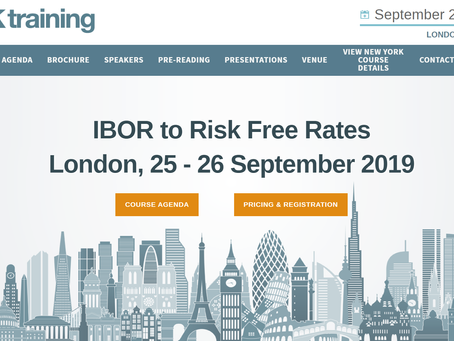 IBOR to Risk-free Rates - Risk.net Training