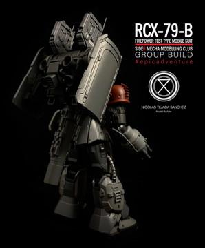 RCX-79-B firepower test type