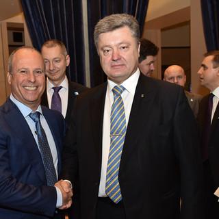Kerzner Hosting Poroshenko (2).JPG