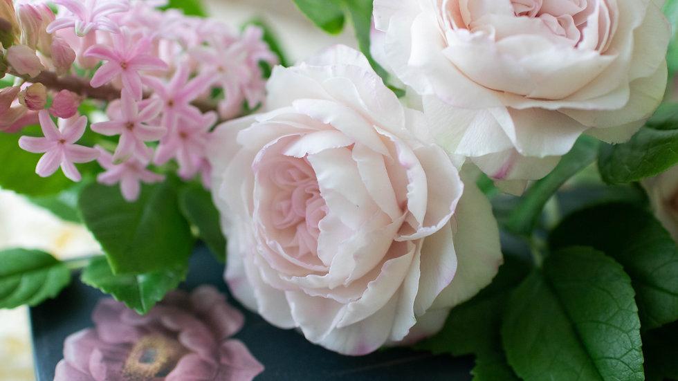 Букет английских роз
