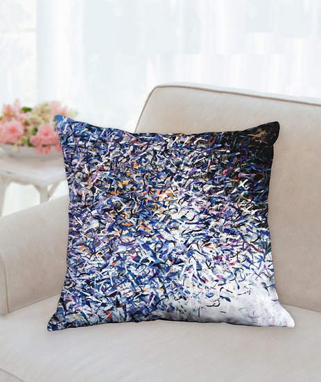 Swallow cushion cover