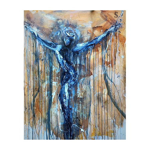 *SOLD* Crucifixion