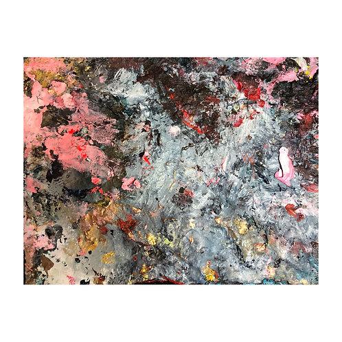 Paint board No.1