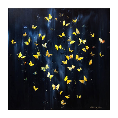 Flutter by Night Gold