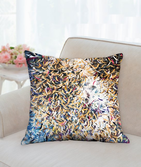 Finch cushion cover