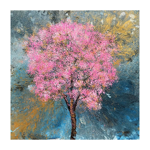 *SOLD* Blossom View Gold