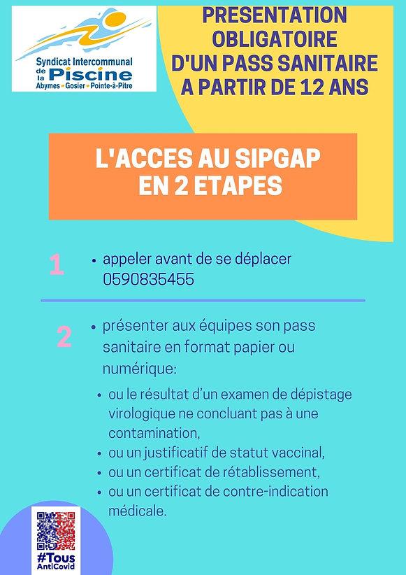 presentation obligatoire d'un PASS SANITAIRE A PARTIR DE 12 ANS.jpg
