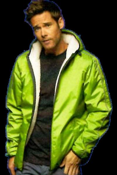 Veste à capuche homme