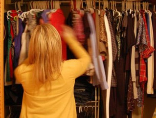 """Why you may have """"nothing"""" to wear"""
