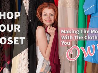 Shop your closet first