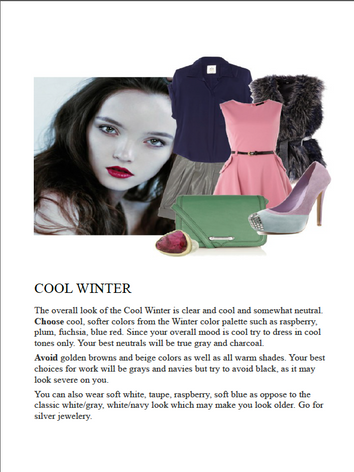 Cool Winter Clothing
