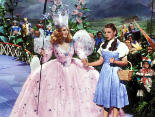 There's no place like home... Fashions from the Wizard of Oz.