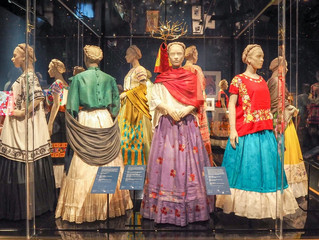 Frida Friday: The Victoria Albert Museum's retrospective on the style of Frida Kahlo