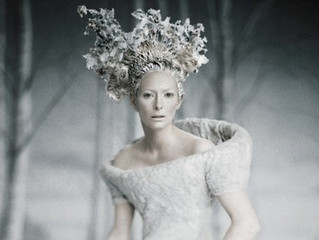 Snow Day Inspiration: the White Witch of Narnia