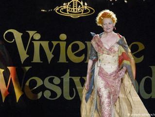 Not everyone's cup of tea: Vivienne Westwood
