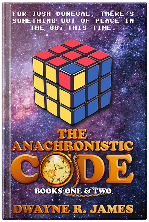 The Anachronistic Code, Books One & Two.