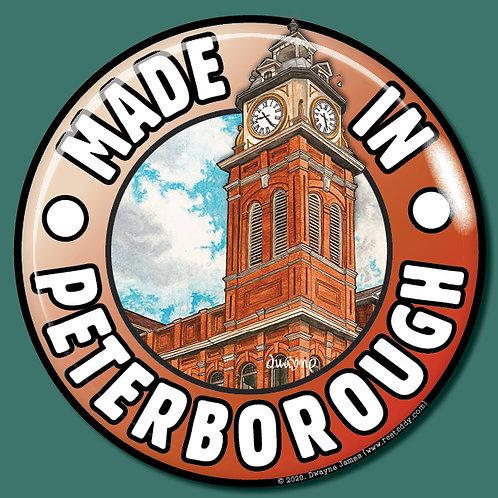 Made in Peterborough