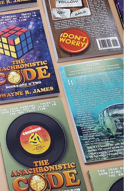 The Anachronistic Code, Book set