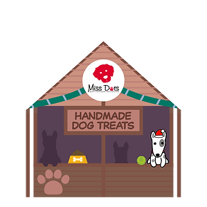 Handmade Dog Treats by Miss Dots