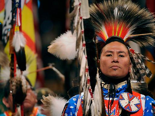 Пау-вау - Собрание племен