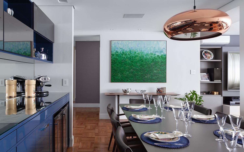 Moran Anders Arquitetura Alphaville Projetos Design de Interiores Apartamento Jardins