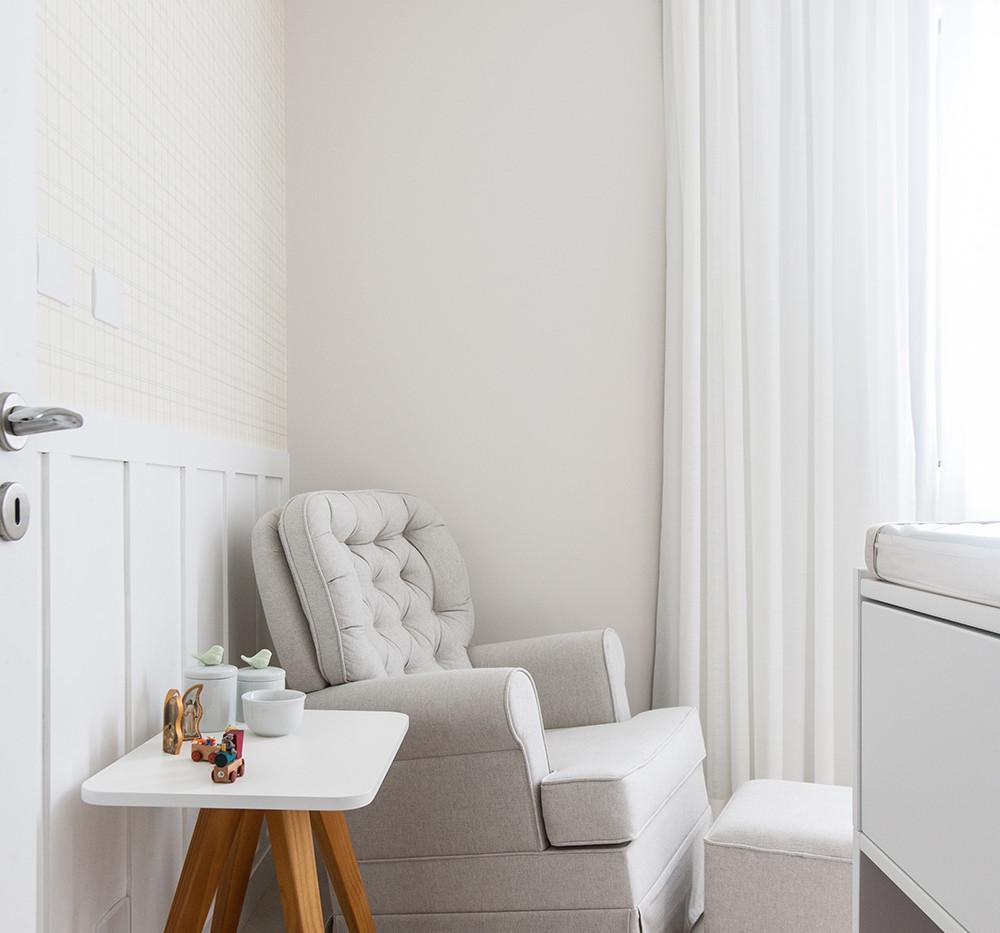 Moran Anders Arquitetura Alphaville Projetos Design de Interiores Apartamento Tamboré